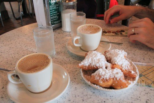 קפה ובנייה, ניו אורלינס